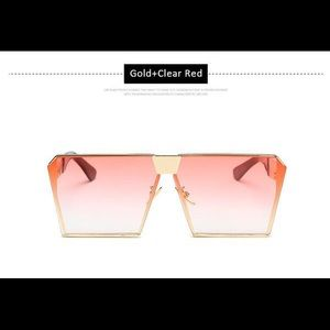 ca2a13557bf Accessories - Woman fashion steampunk mirror sun glasses